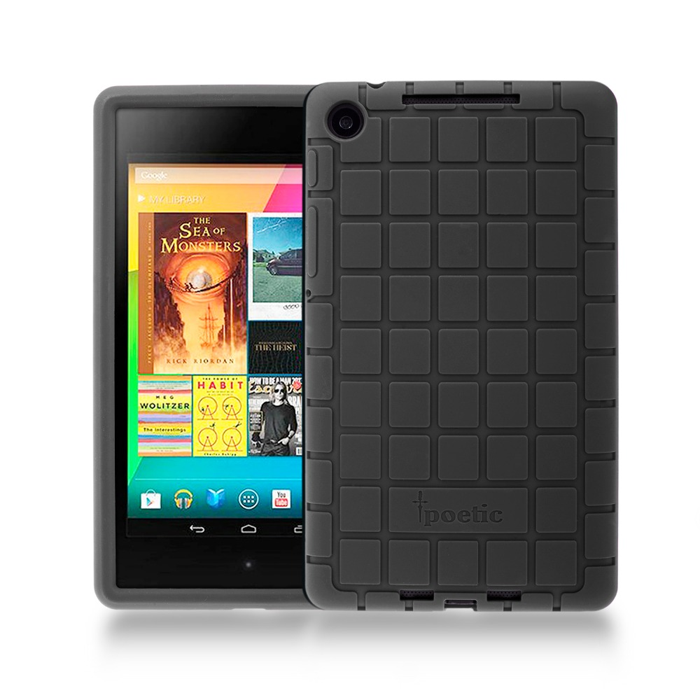Für Nexus 7 2013 Fall, Joylink Eco Soft Silikon Abdeckung für Google ASUS Nexus 7 2nd tabletten Schutzhülle/haut