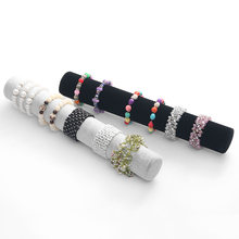 Вельветовый держатель подставка для браслетов ювелирных изделий