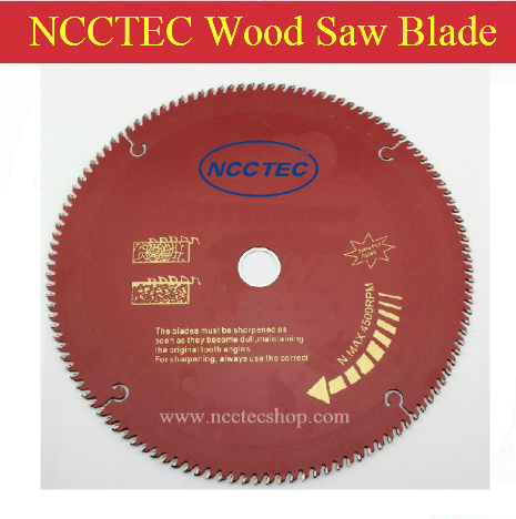 20'' 80 Segments NCCTEC CARBIDE Cut Disc For WOOD NWC208 FREE Shipping 500MM