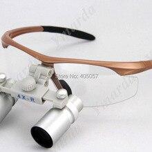Ymarda CH4.0X стоматологический Бинокулярный увеличение оптические лупы