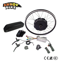 48V 1500W Motor Ebike kit Electric Bike Conversion kit for 20 24 26 700C 28 29 Rear Wheel electric bicicleta with battery