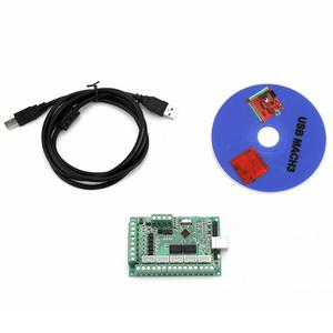 Image 2 - MACH3 USB Giao Diện Ban MACH3 Điều Khiển Chuyển Động Thẻ USB Giao Diện Ban Cho Khắc CNC Bộ Điều Khiển
