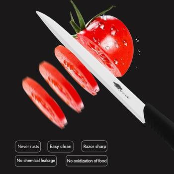 Ceramic Knives Kitchen 3 4 5 6 inch Chef knife 1