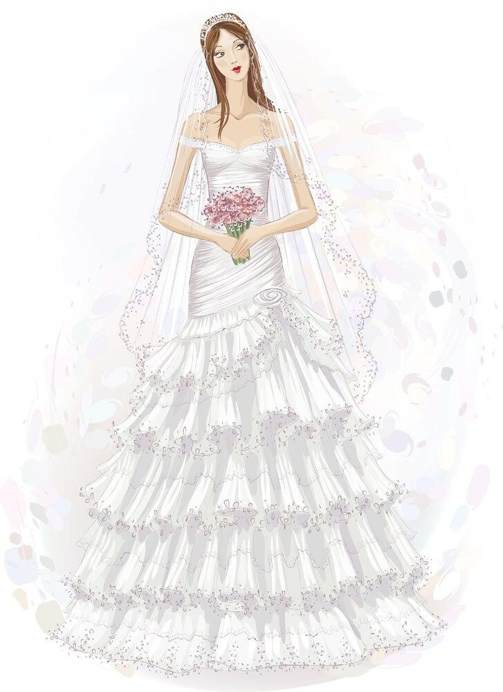 casamento jewel neck mangas compridas praia vestidos