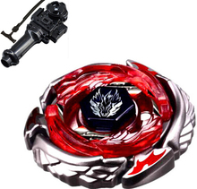 Best Birthday Gift Beyblade Duo Uranus Ice-Titan BB-121A of Metal fusion toy a Fury Ultimate DX Box Set Launchers perpetual moti