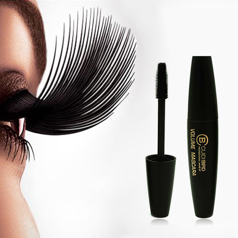 1Pc Black Long-Lasting Unique 3D Mascara Eyelash Long Curling Lashes Extension set