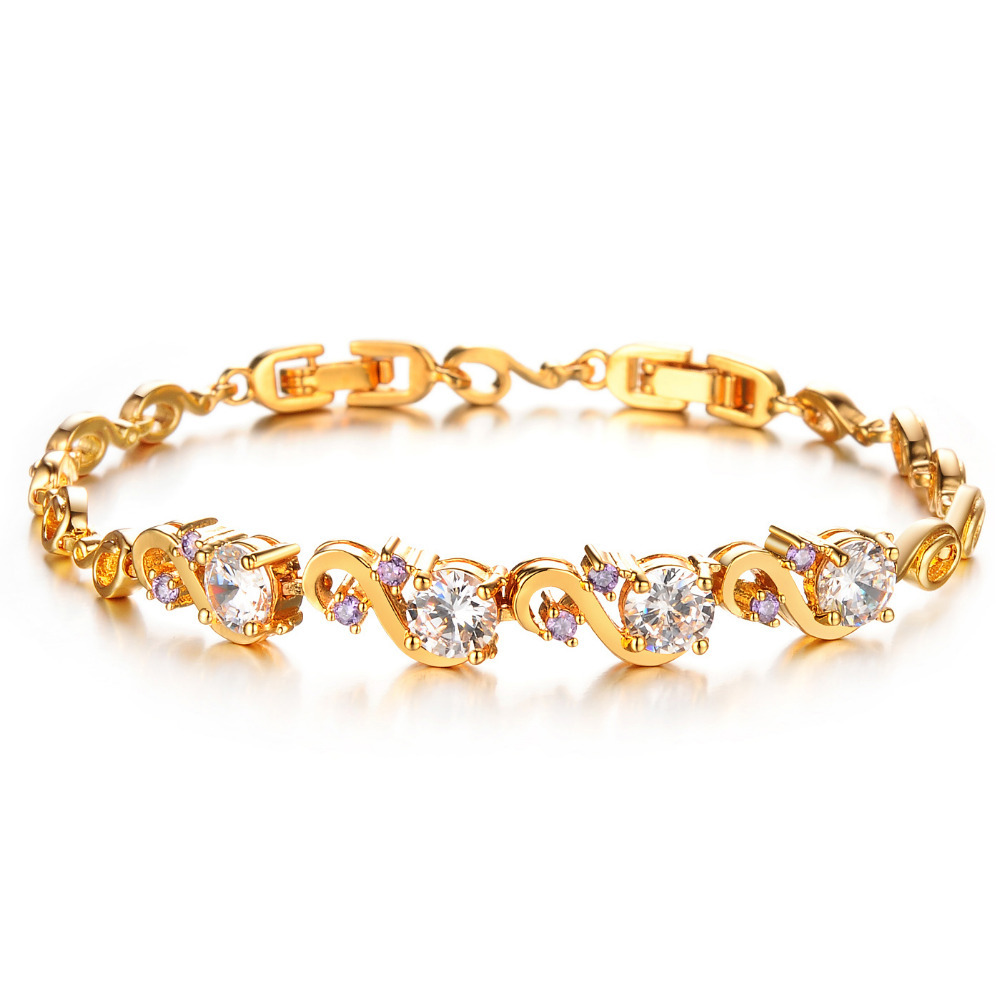 ladies bangles gold pearl white index