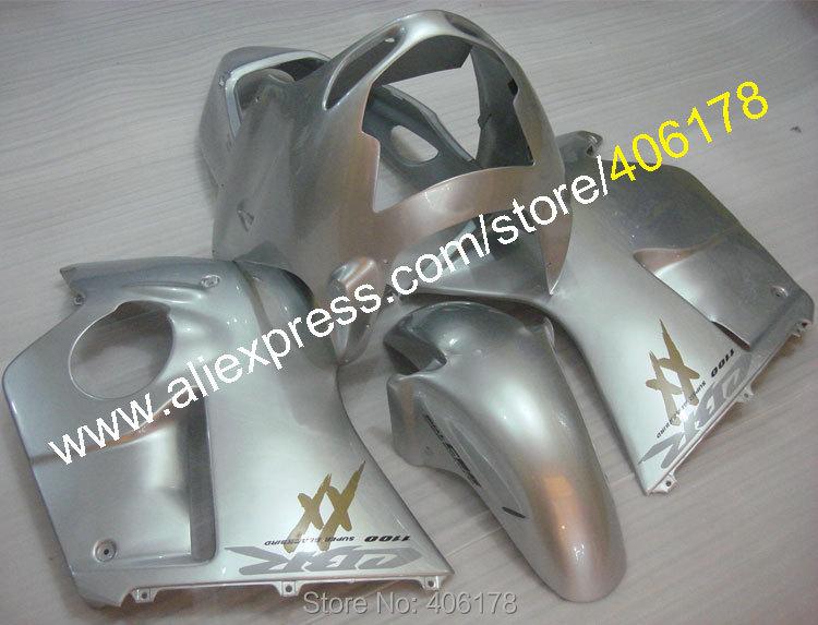 Hot Sales,Injection Fairing Kit For Honda CBR1100XX Fairing 1996-2007 CBR 1100XX 96-07 Motorcycle ABS Parts (Injection molding)