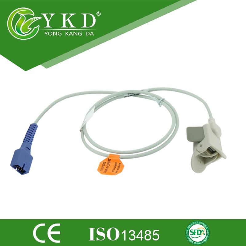 Nellcor DS-100A oksimax-moduuli lasten sormenpidike spo2-anturi, 1m, - Ihonhoitotyökalu