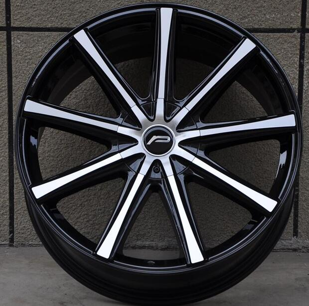 Rims On Car App >> High Performance 16 17 18 20 Inch 5x100 5x108 5x110 5x112 5x114.3 5x115 5x120 Car Aluminum Alloy ...