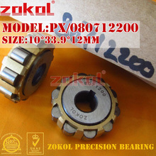 ZOKOL bearing PX/080712200 80712200 Eccentric bearing 10*33.9*12mm ntn double row eccentric bearing 22uz21135 t2x