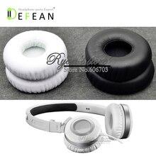 Defean 헤드폰 부품 akg k450 k420 k430 k480 q460 k451 k452 헤드폰에 대 한 뜨거운 판매 52mm 블랙 화이트 귀 패드 쿠션 베개