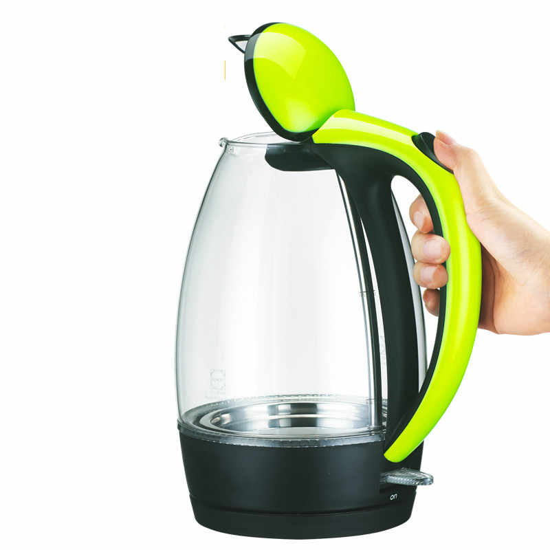 Household kettle brewing tea Germany imported glass electric kettle
