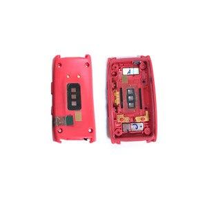 Image 3 - Oryginalna tylna pokrywa drzwi obudowa pokrywa baterii do Samsung Gear Fit 2 Pro SM R365 Smartwatch z ładowaniem Touch Spot