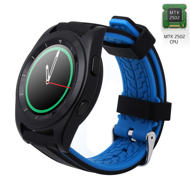 New G6 Sport Bluetooth 4.0 Smart Watch Men MT2502 HD Screen Heart Rate Sleep Monitor Watches Women Smartwatch for IOS Android factory men and women multi functional watches sports leisure watches the sleep time sport bluetooth watch