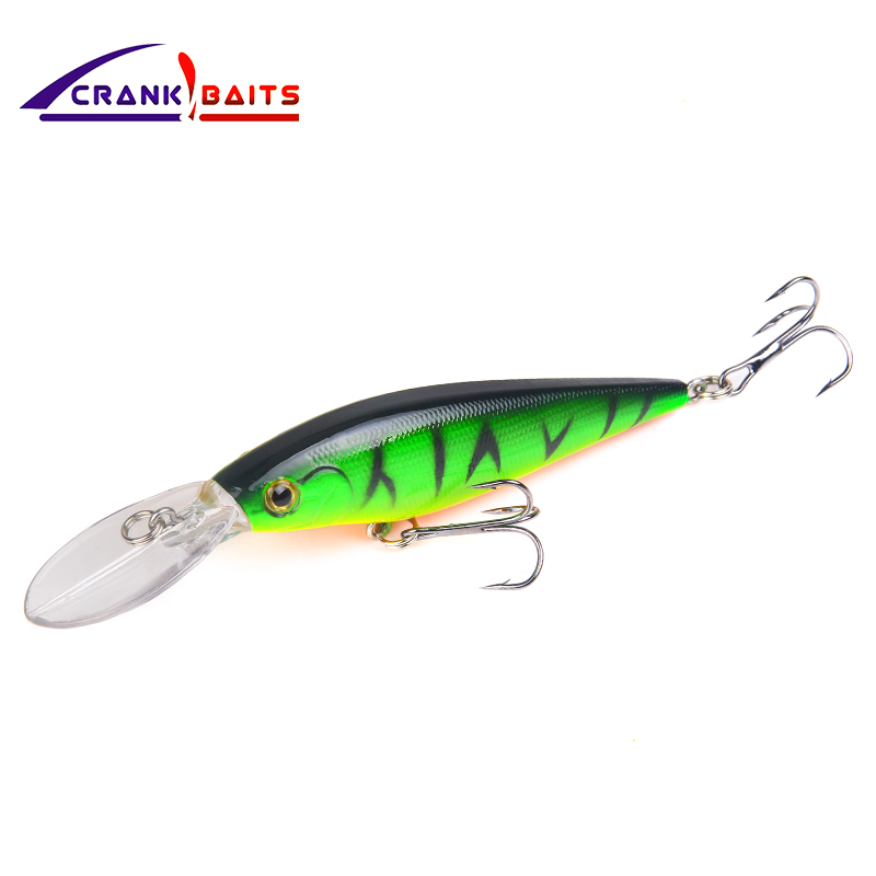 CRANK BAITS brand plastics baits fishing lures fishing Minnow top water lure 2018 new arrival 10 colors fishing tackle sea YB73 фигурка chuggington паровозик коко