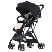 Vinng baby stroller umbrella car light folding stroller baby child light