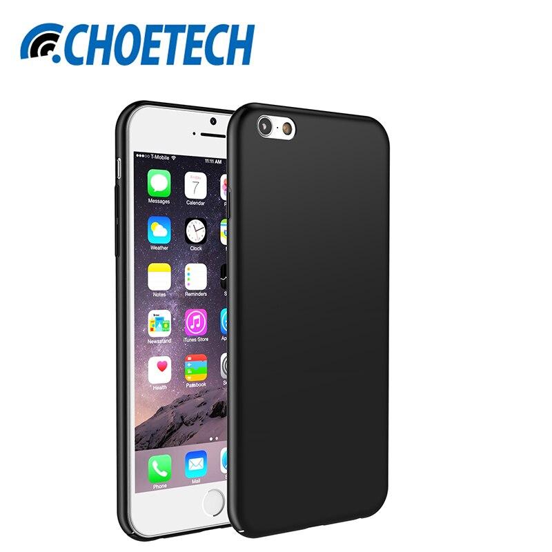 Casos de teléfono para el iphone 6 6 S 6 Más 6 S Plus Caso 4.7/5.5 pulgadas Anti