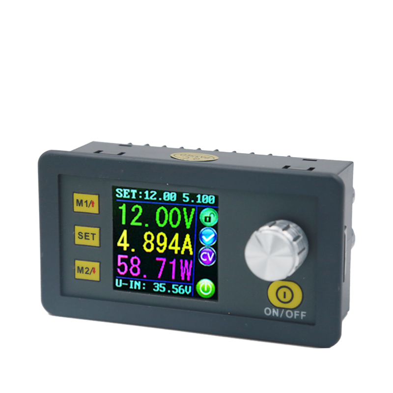 LCD Digital display DP30V5A Step-down Programmable Power Supply Module Constant Voltage current regulator converter voltmeter10% dps5015 constant voltage current step down programmable digital power supply buck voltage converter color lcd voltmeter 15a