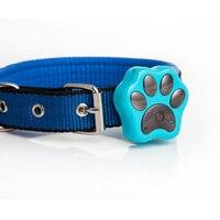 Cane Gatto animali domestici Mini Inseguitore Dei GPS V30 Antifurto GSM GPRS APP in Tempo Reale Il Monitoraggio Dispositivo Monitor di Allarme Globale Sulla Posizione GPS Impermeabile