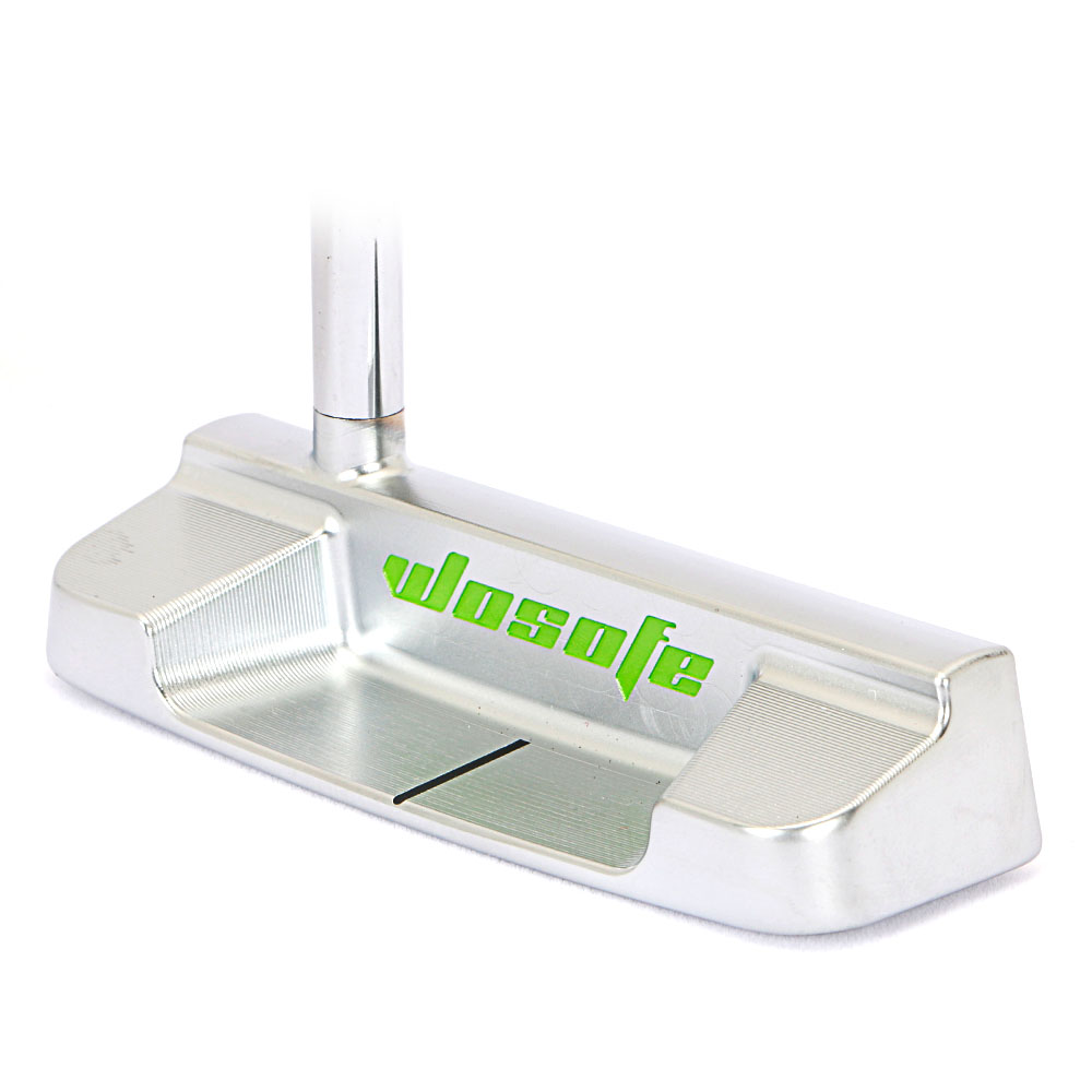 Image 3 - 2019NEW Golf Clubs Putter Silver straight men's right hand steel shaft 33 34 35 inch golf putter free shipping-in Golf Clubs from Sports & Entertainment