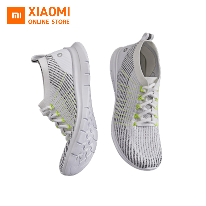 Xiaomi AMAZFIT Fly Knit Ultralight Men Woman Sneakers Bacteriostatic Mildewproof Wear Resistance Non-slip Sports Running Shoes