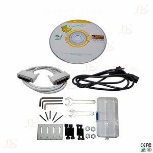 Image 5 - حار بيع البسيطة 4 محور الخشب cnc راوتر CNC 3020 300w راوتر cnc آلة طحن مع MACH3 saoftware