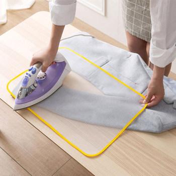 Gorąca sprzedaż izolacja przenośna mata do prasowania Protector tkaniny straży akcesoria prasowanie tkaniny odzież ochronna Pad 40*60cm Pad-Hot tanie i dobre opinie wu fang Other Przenośne