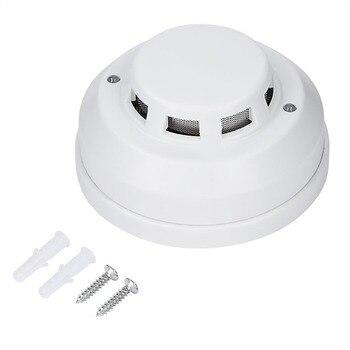 DC 12V Wired Liquefied Petroleum Gas Alarm Detector Carbon Monoxide Detectors Connect To Alarm System FIR Anti Gas Leaking Sensor & Detector
