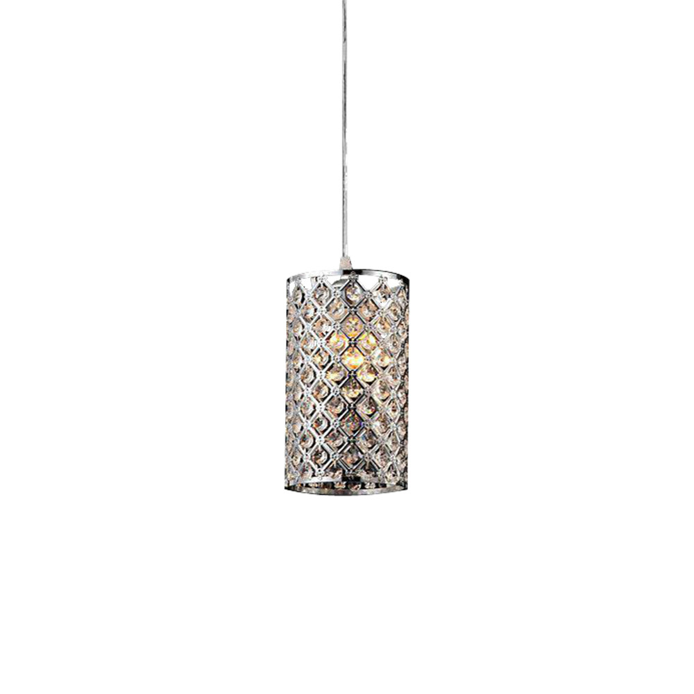 crystal pendant lighting for kitchen. MAMEI Free Shipping Chrome Finish Flush Mounted Modern Cylinder Crystal Pendant Lighting For Kitchen Table-in Lights From \u0026 On D