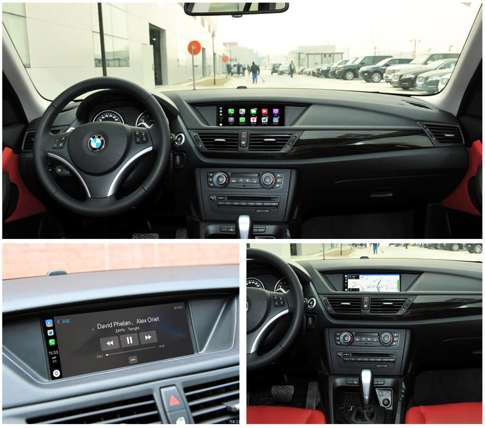 Image 2 - Joyeauto ワイヤレス apple carplay bmw cic 6.5 8.8 10.25 インチ 1 3 5 6 7 シリーズ X1 X3 X5 x6 Z4 2009 2013 アンドロイド自動車再生車載テレビ受信機   -