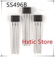 NEW 10PCS/LOT SS496B1 SS496B SS496 496B 96B SIP-4 IC