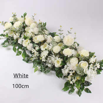 Angela flower Artificial & Dried Flowers White