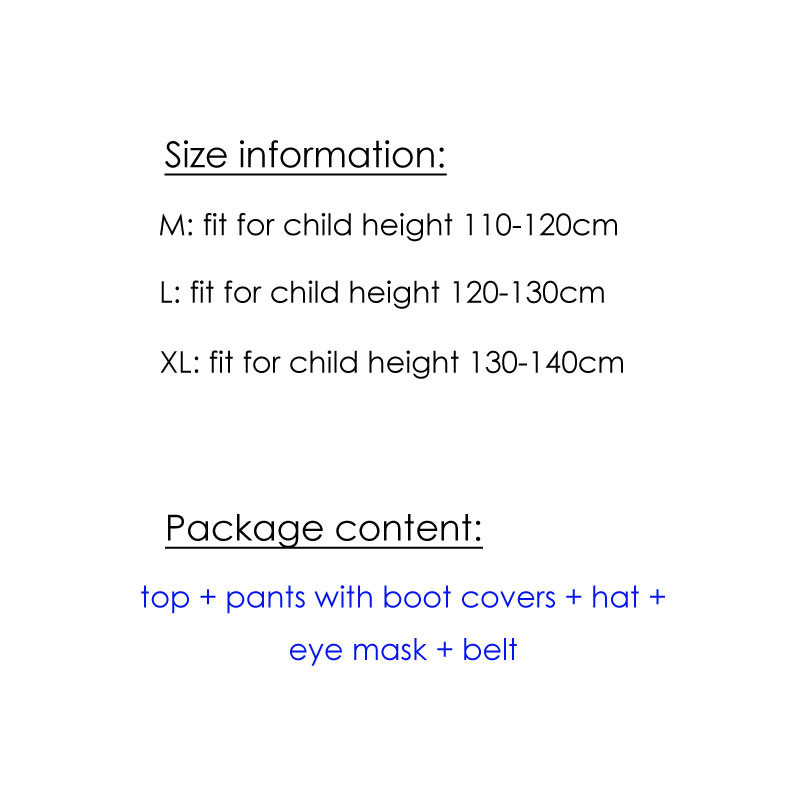 Kids Child One Eye Deluxe Pirate Captain Hook Buccaneer Costumes for Boys Halloween Carnival Masquerade Mardi Gras Party Outfit in Boys Costumes from Novelty Special Use