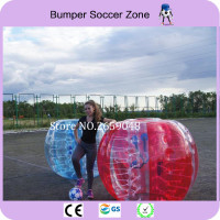 Free Shipping Inflatable 1.5m Inflatable Bumper Ball Human Knocker Bubble Soccer Balls Dia 5ft