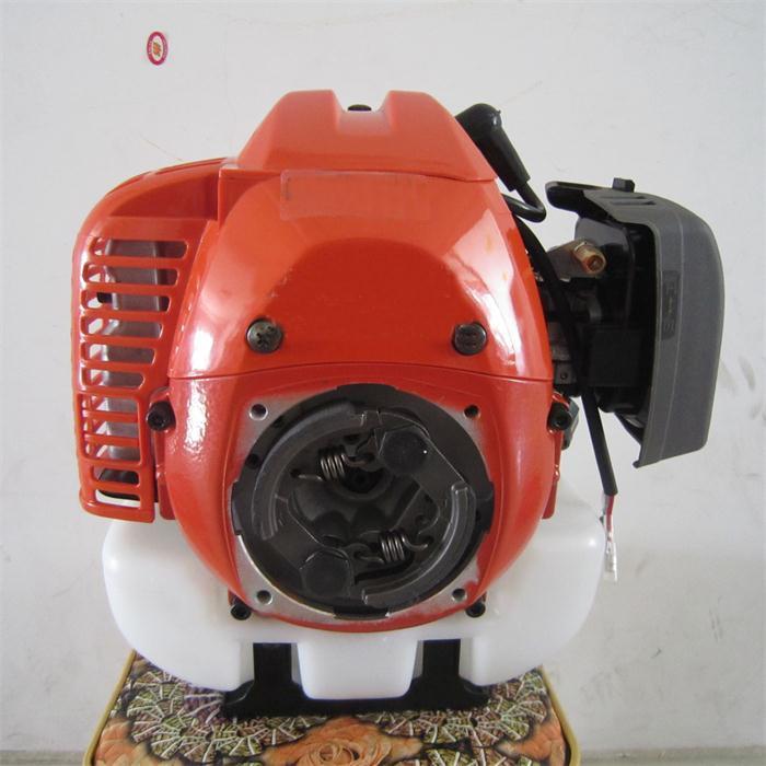 de grama pulverizador cortador de escova apoio