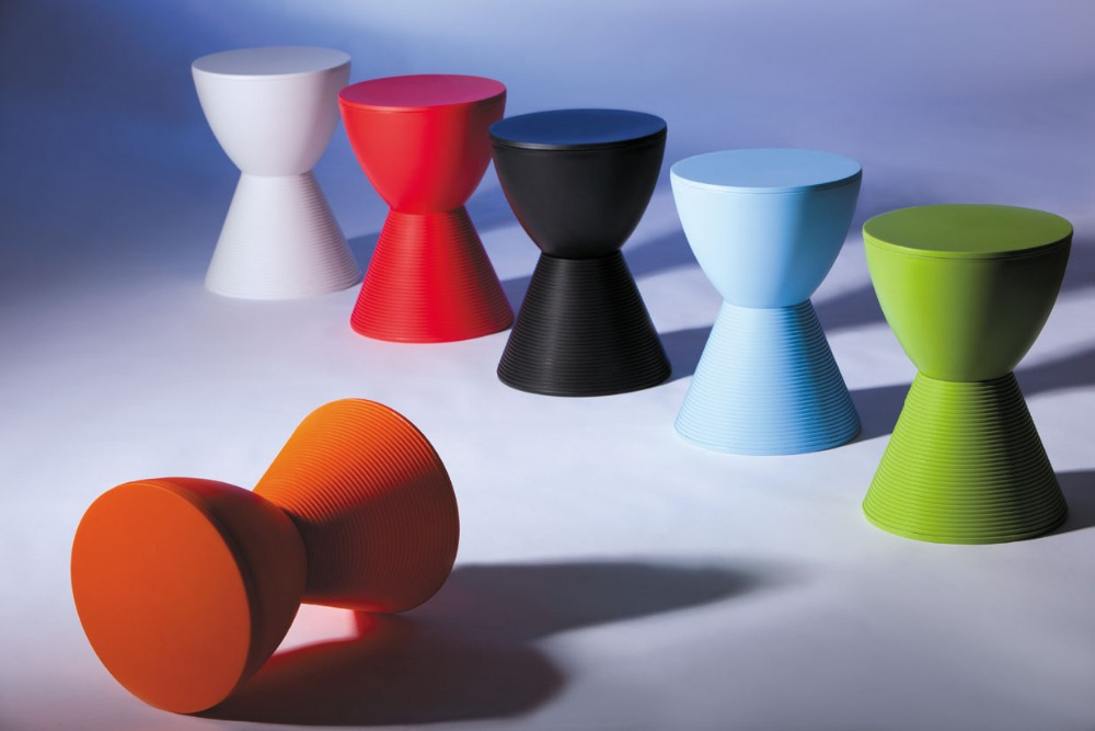 Plastic Hourglass Stool Philippe Starck Prince Aha Stool In Stools U0026  Ottomans From Furniture On Aliexpress.com | Alibaba Group