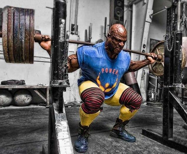 allenamento mimetici supporti per le ginocchia per sollevamento pesi unisex 2 fasce aderenti per le ginocchia power lifting palestra body building