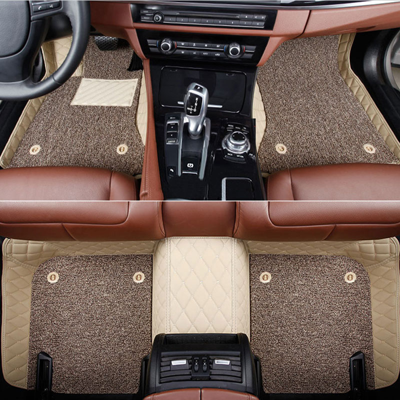 Tapetes para Mercedes Benz Viano A B C E G S R V W204 W205 E W211 - Accesorios de interior de coche - foto 5