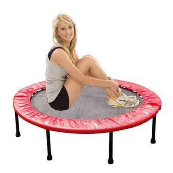 Cheap 40''x40'' children trampoline purple cama elastica suit 2~5 age foldable jump equipment