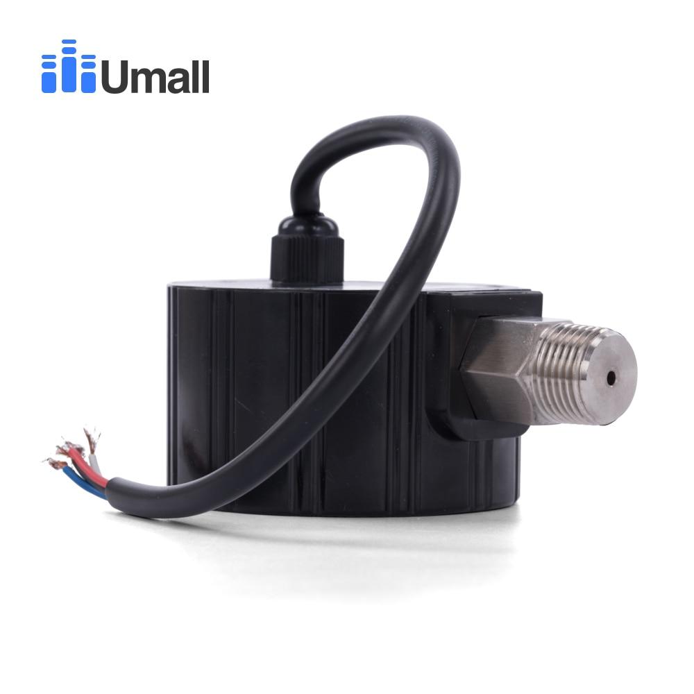 Automatic Intelligent electric Gauge High pressure digital meter Controller Air Compressor water pump Pressure Switch 0-1.6MPA