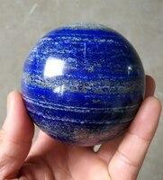 50mm Natural crystal mineral lapis lazuli crystal ball stone