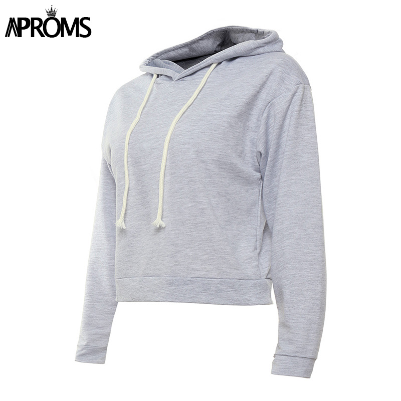Solid color pullover hoodies