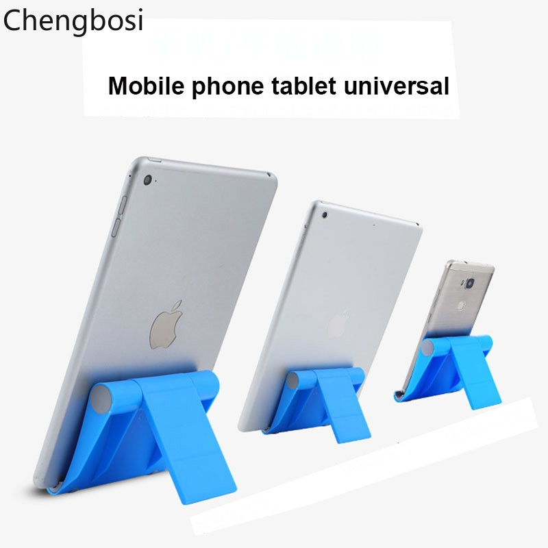 Universal Folding Table Cell Phone Support Plastic Holder Desktop Stand for Your Tablet Holder Stands