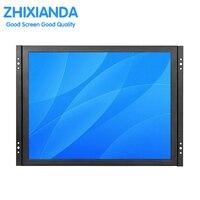 Прямая продажа с фабрики OEM/ODM 15 дюймов открытой рамки промышленных ЖК монитор AV/BNC/VGA/HDMI/USB интерфейс