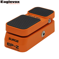 Valeton Surge EP 2 Passive Volume Expression Effect Pedal Automatically Detects Output Effects For Electric Guitar