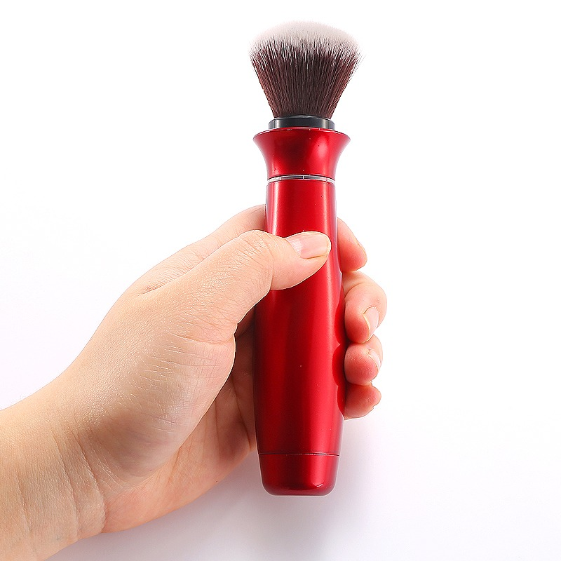 Electric Makeup Brush BB Cream Makeup Brushes Powder Cream With 360 Degree Rotating Head Professional Cosmetic Make-up Brush бальзам natura siberica энергия и рост волос by alena akhmadullina 400 мл
