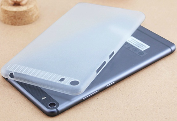 online retailer 2bfce d2621 US $6.33 |Tablet PC Back Cover for Lenovo PHAB Plus PB1 770N Tablet 6.8  inch Hard Case + Screen Protector Film -in Tablets & e-Books Case from ...