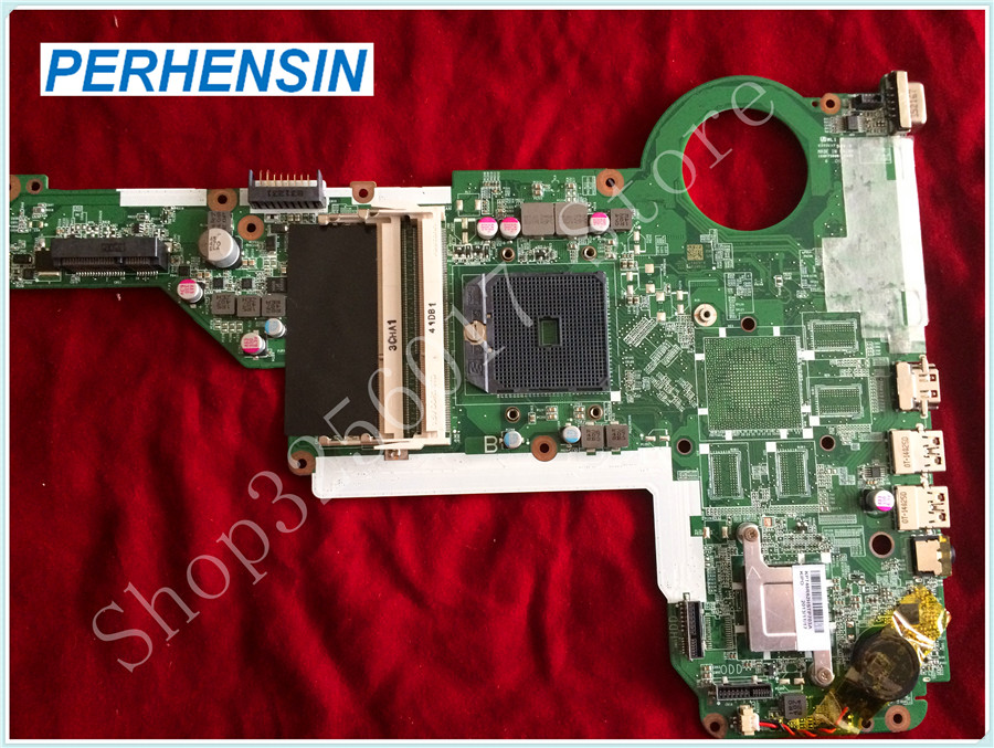 For HP For Pavilion 15-E 17-E  Laptop Motherboard 720692-501 720692-001 DA0R75MB6C1 REV:C DDR3 100% tested good 509450 001 motherboard for hp pavilion dv6 daut1amb6d0 tested good