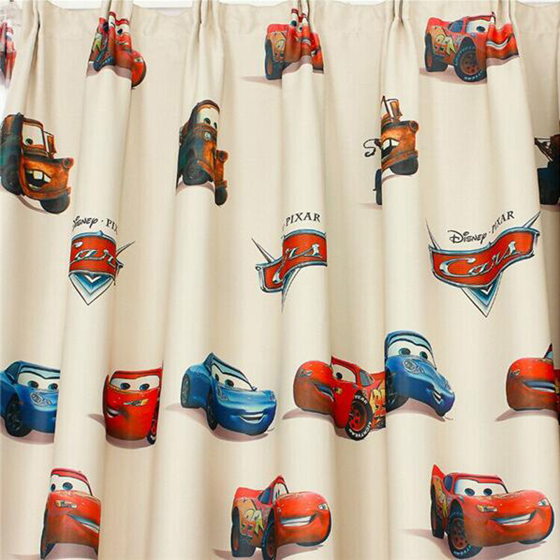 Superior Boys Cars Curtains And Tulle Blackout Drapes Cloth Nursery Baby Room  Curtains Draperie French Blinds For Kids Bay Window P228B In Curtains From  Home ...